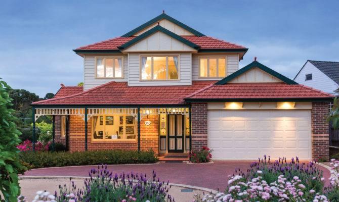 Australian Federation House Designs
