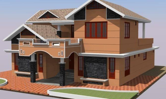 Autocad House Design