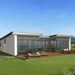 Autocad Plan Bungalow Modern Joy Studio Design Best