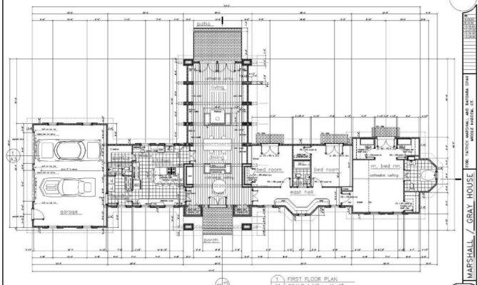 Autocad Plans Houses Dwg Files Draw House Plan