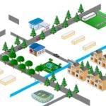 Automatic Location Visualization Using Edraw