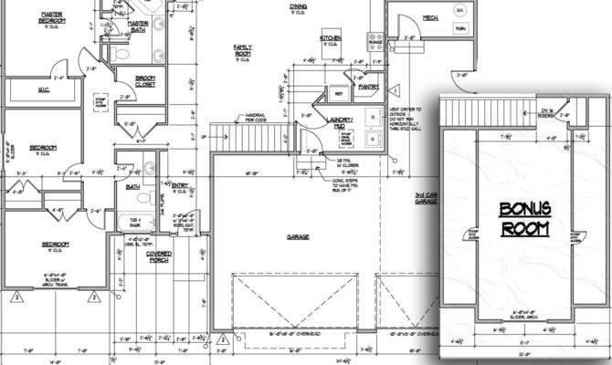 Ava Bonus Room Offers Open Floor Plan Spacious