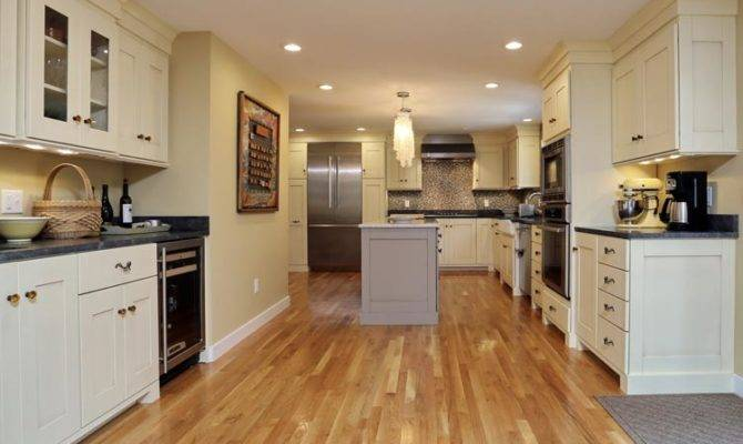 Award Winning Cape Cod Whole House Remodel Renderings Kitchen