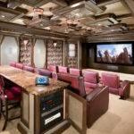 Award Winning Luxury Theater Room