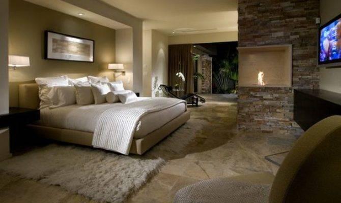 Award Winning Master Bedroom Fireplace