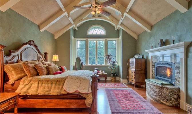 Award Winning New Home Cazadero Eclectic Bedroom