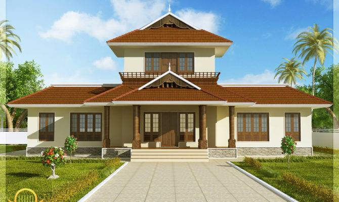 Awesome Bhk Kerala Home Elevation