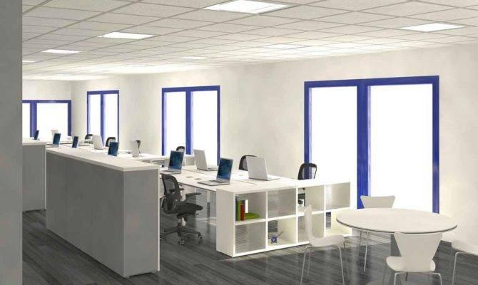 Awesome Contemporary Workplace Decor Concepts Interior Design