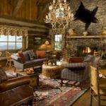 Awesome Country Homes Interior Design Inspiration