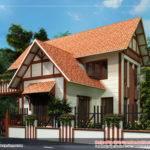 Awesome Dream Homes Plans Kerala Home Design Floor