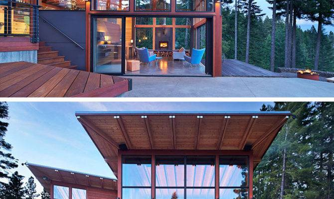 Awesome Examples Pacific Northwest Architecture