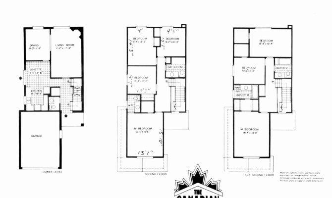 Awesome Front Back Split Level House Plans