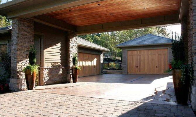 Awesome Garage Door Design Ideas
