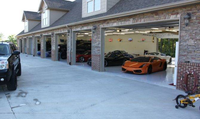 Awesome Garages Must Unlimited Revs
