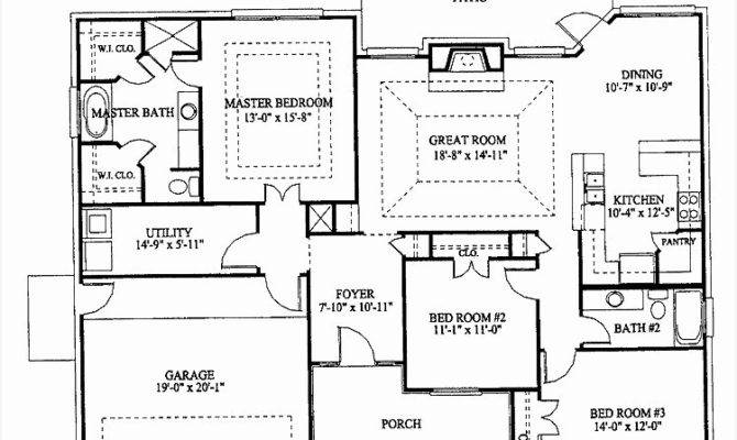Awesome Great House Plans Families Plan