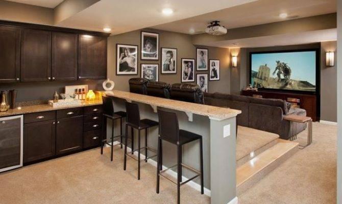 Inspiring Basement Media Room Design Ideas 28 Photo Home Plans Blueprints