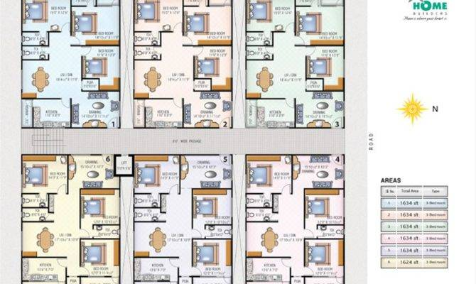 Awesome Multiplex House Plans Building