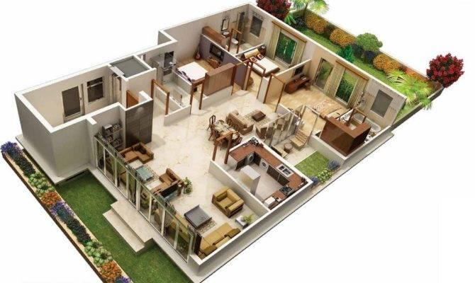 Awesome Villa Floor Plan Pinterest