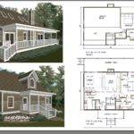 Bachman Associates Architects Builders Cabin Plans Part