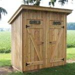 Back Build Outhouse Shed