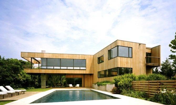 Back Fancy Houses Pools