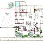 Back Modern Mansion Floor Plans