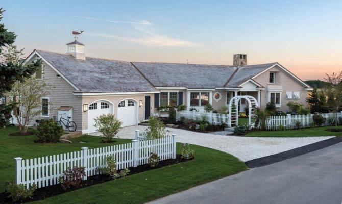 Back Neighborhood Maine Home Design