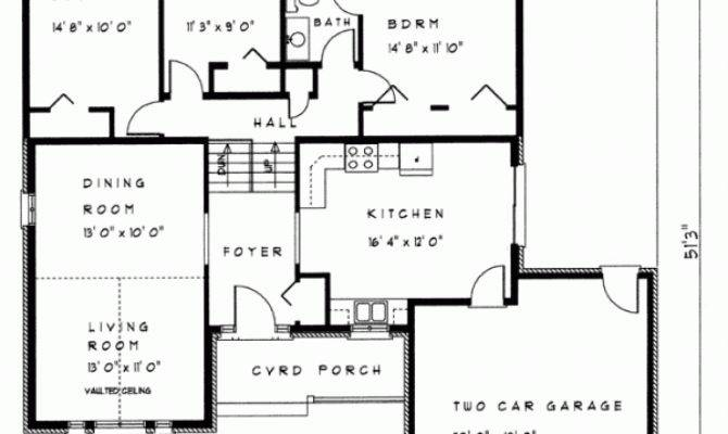 Backsplit House Plans Nauta Home Designs Ontario Canada
