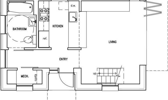 Backyard Cottage Floor Plan Joy Studio Design Best