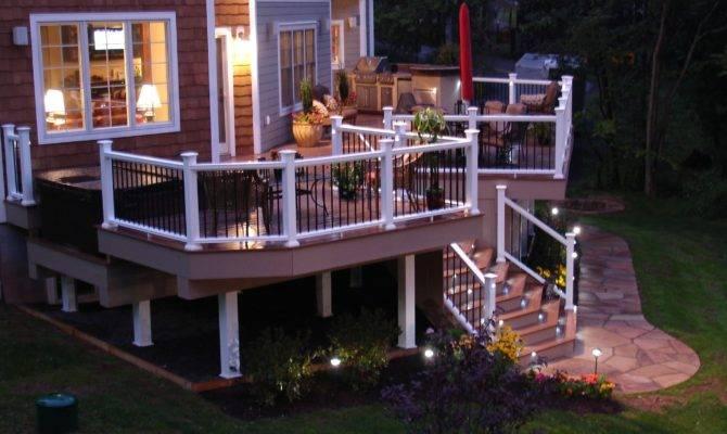 Backyard Deck Designs Leave Speechless