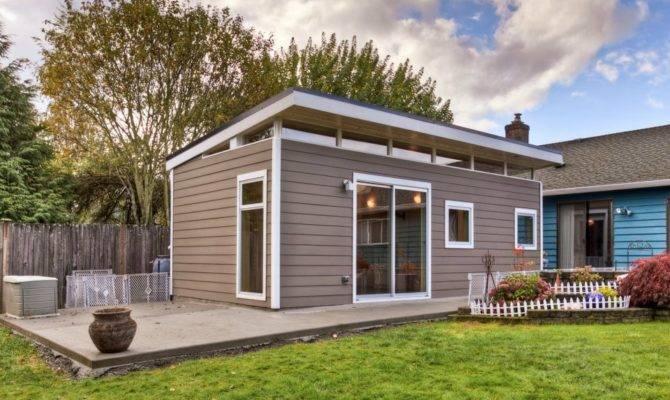 Backyard Guest House Plans