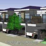 Bacolod House Design Unit Apartment Townhouses Archian Designs
