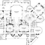 Balmoral Castle Floor Plan First