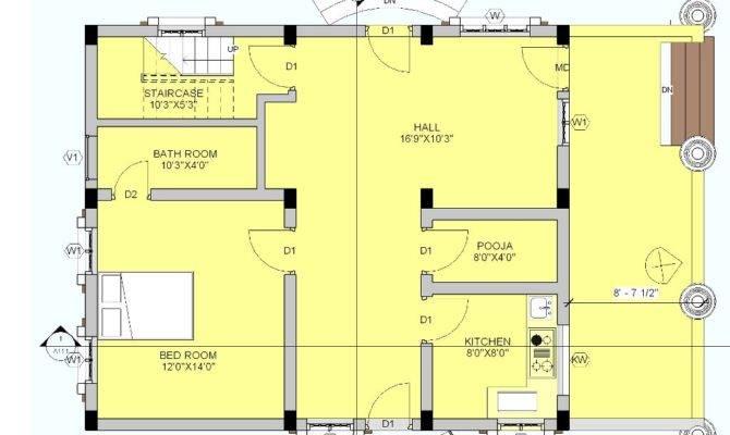 Bapi Reddy Vastu Plans East Facing Home
