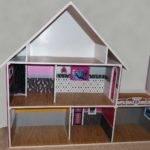 Barbie Doll House Plans Mommysmagicalmountain Blogspot