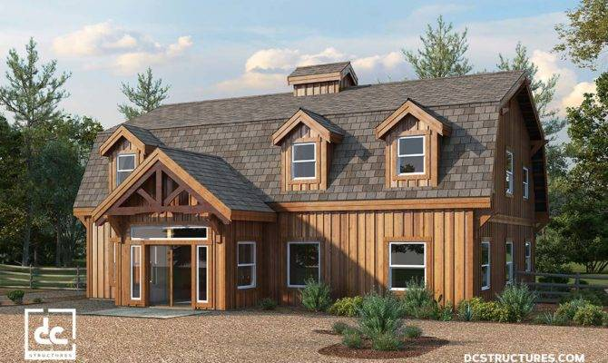 Barn Home Kits Structures