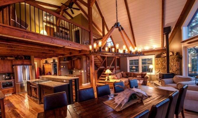 Barn House Loft Moose Ridge Lodge