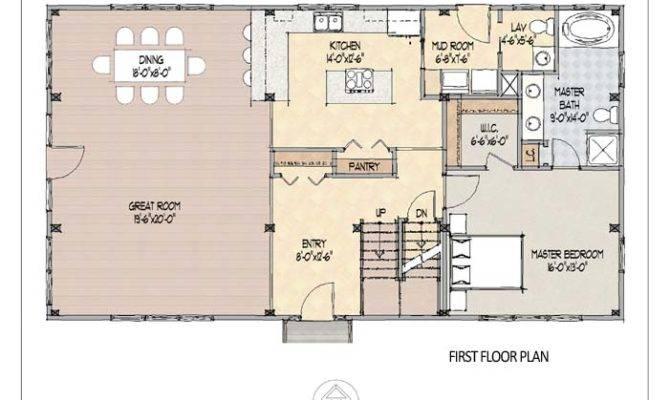 Barn House Plans Smalltowndjs