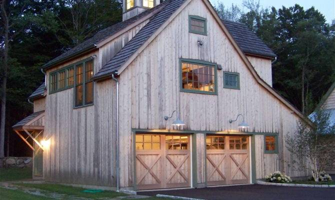 Barn Living Quarters Garage Shed Rustic