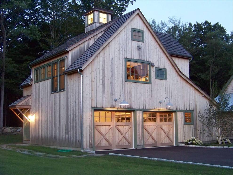 Barn Living Quarters Garage Shed Rustic