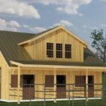 Barn Loft Living Quarters Joy Studio Design Best