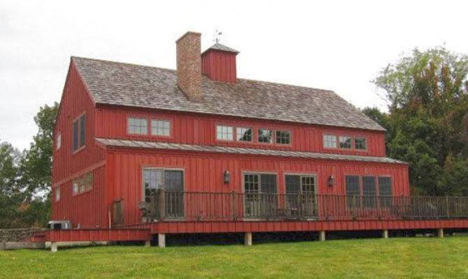 Barn Style Home Plans