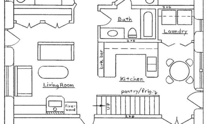 Barn Style House Plan