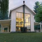 Barn Style House Plans Farmhouse Together Modern