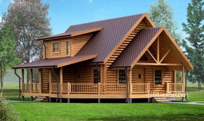 Barna Log Homes