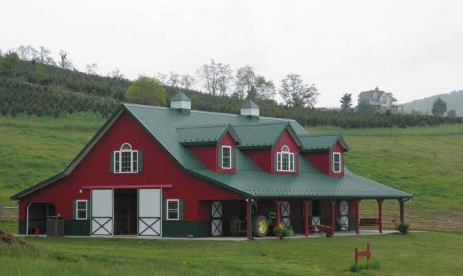 Barnhouse Pinterest Barndominium Barn Houses