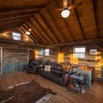 Barns Living Quarters Loft