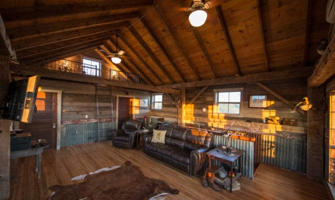 Barns Living Quarters Loft