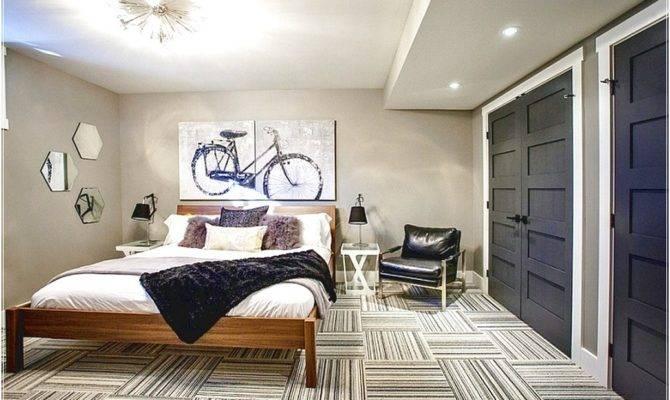 Basement Bedroom Ideas Very Attractive Design