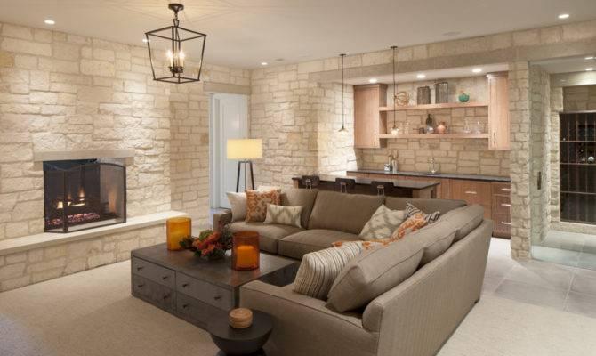 Basement Design Ideas Amazing Transformation Traba